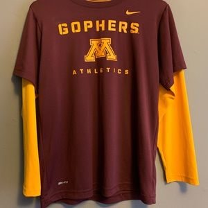 Long sleeve gophers